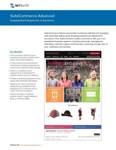 suitecommerce-ecommerce-brochure