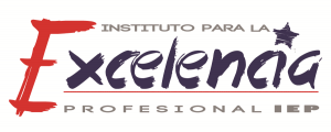 logotipo instituto excelencia profesional