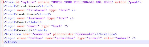 html-formulario